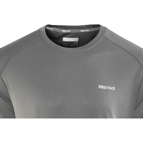 Marmot Windridge - Camiseta manga corta Hombre - gris
